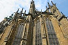 Czech Republic - Prague - Saint Vitus Cathedral Area 050