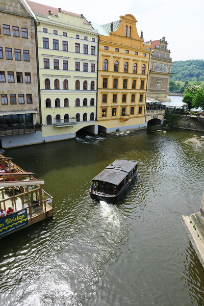 Czech Republic - Prague - Charles Bridge Area 036