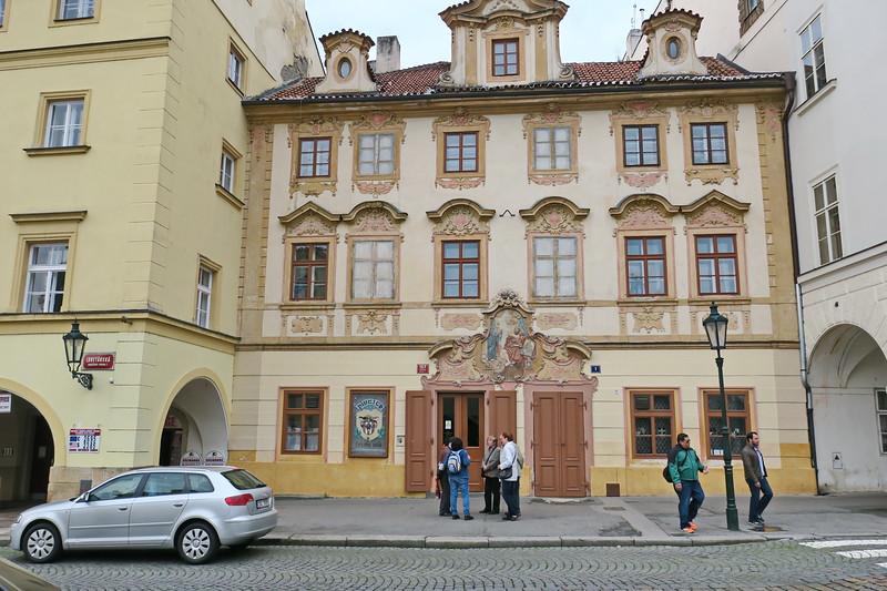 Czech Republic - Prague - Castle District 001