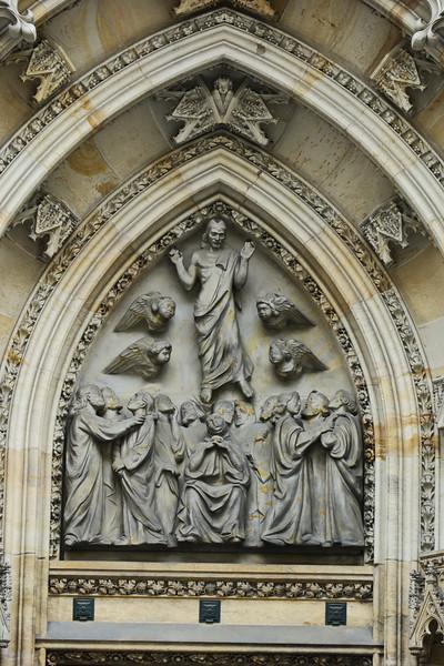 Czech Republic - Prague - Saint Vitus Cathedral Area 008