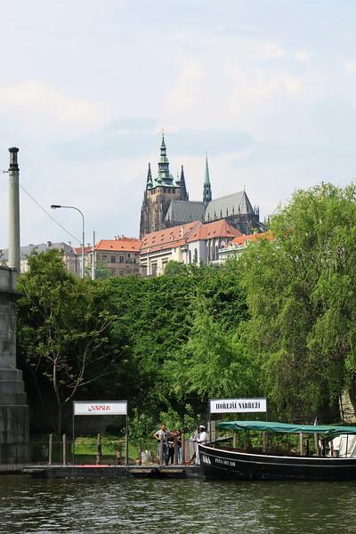Czech Republic - Prague - Vitava River Cruise 043