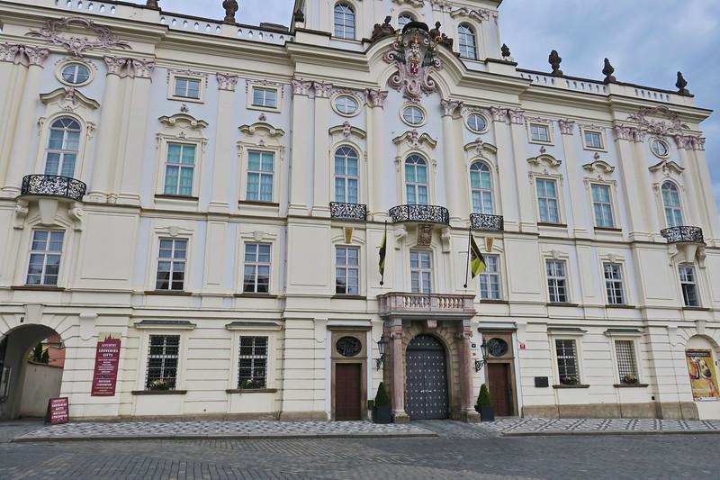 Czech Republic - Prague - Castle District 046