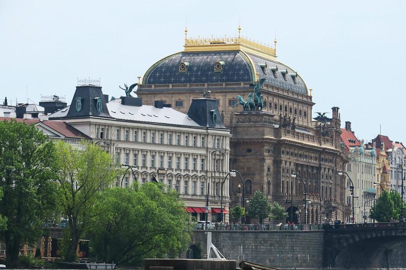 Czech Republic - Prague - Vitava River Cruise 026