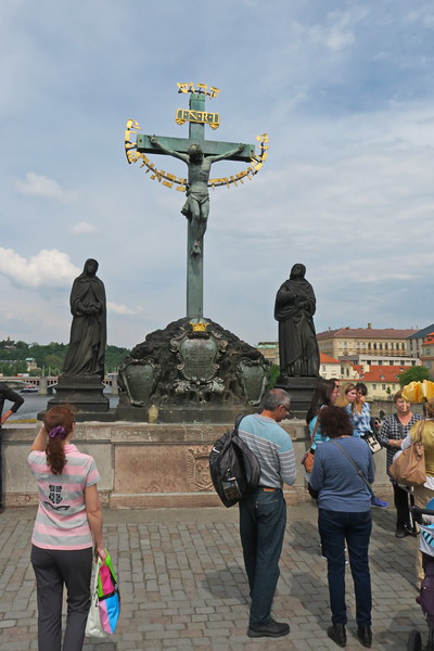 Czech Republic - Prague - Charles Bridge Area 024
