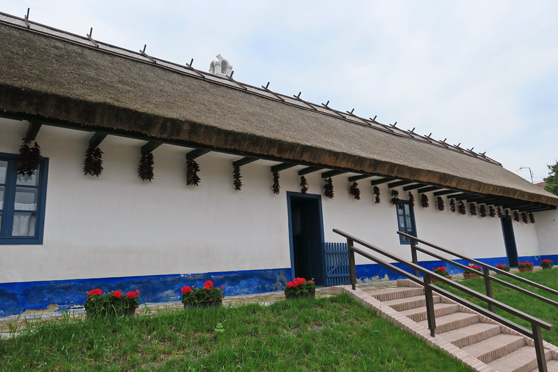 Hungary - Kalocsa - Ethnic House Museum 001