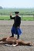 Hungary - Kalocsa - Horse Ranch and Show 058