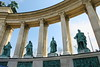 Hungary - Budapest - Hero's Square 20