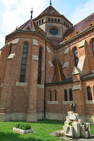 Hungary - Budapest - Reformed Church 06
