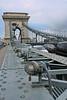 Hungary - Budapest - Chain Bridge 14