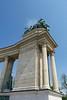 Hungary - Budapest - Hero's Square 25