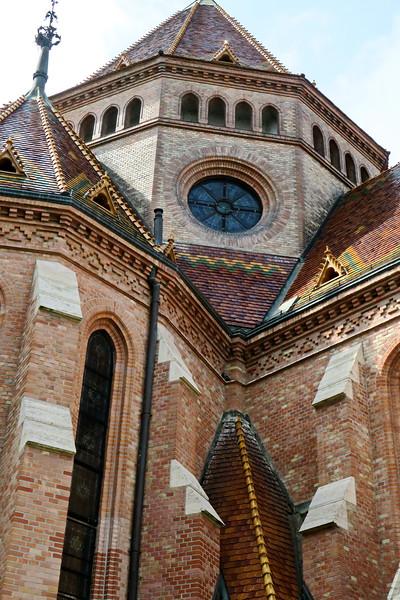 Hungary - Budapest - Reformed Church 07