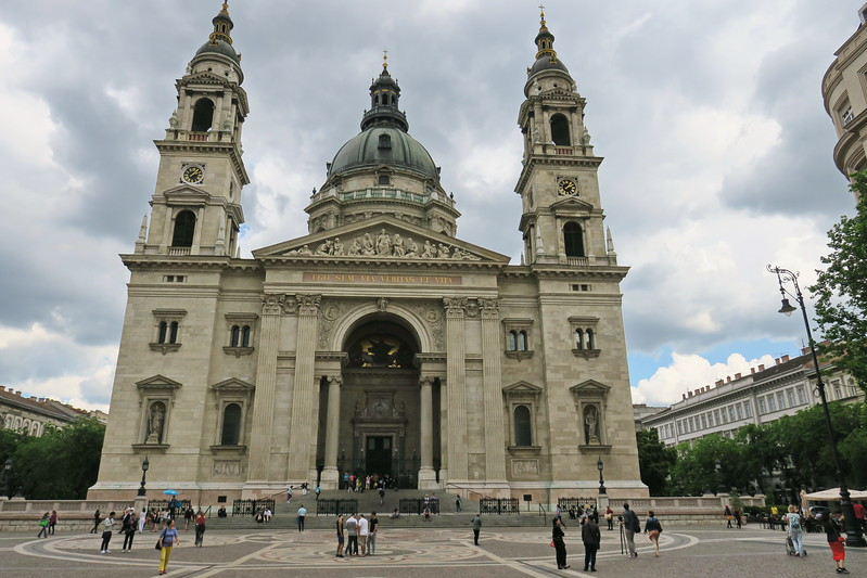 Hungary - Budapest - Day 1 - Walking Tour 009