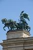 Hungary - Budapest - Hero's Square 06