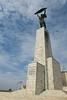 Hungary - Budapest - Citadel - Liberation Monument  09