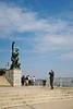 Hungary - Budapest - Citadel - Liberation Monument  12