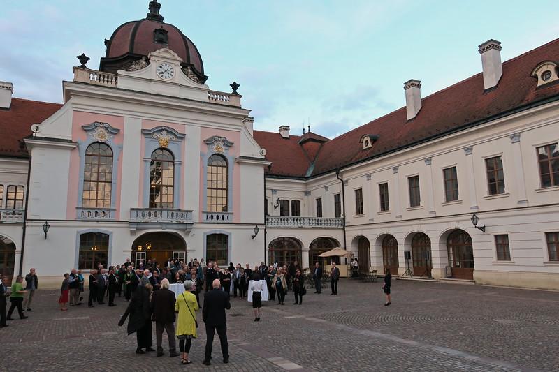 Hungary - Budapest - Godolllo Palace Concert 23