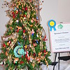 """SPORTMAN'S CHRISTMAS"" by Scenic Hills Garden Club  1st Place  for ""Best Theme"""