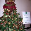 "November 19, 2006<br /> <br /> ""Once upon a time, an enchanted forest intrigued children and adults alike and brought magic to the holiday season. Teddy bears beckoned, elves were busy at work, penguins played in the snow, while Santa waited to hear holiday wishes. This fairy tale-like forest of glittering lights dazzled the young and young-at-heart. The 2009 Enchanted Forest-Festival of Trees donations benefited LeBonheur Children's Hospital. The event was presented by the TWIGS (Together We Initiate Growth and Sharing) of Le Bonheur, a network of non-profit volunteer groups that support and serve the hospital through fundraising, health advocacy and promotional events. <br /> <br /> ""ENCHANTED FOREST FESTIVAL OF TREES"" and ""GINGERBREAD VILLAGE"" 2006<br /> Pink Palace Museum<br /> 3050 Central Ave.<br /> Memphis, TN 38111"