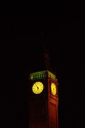 London Januari 2012