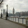 Houses of Parliament - Big Ben<br /> (Kleur van de boei bij eerste lantaarnpaal weggegimpt, wegens te opvallend)