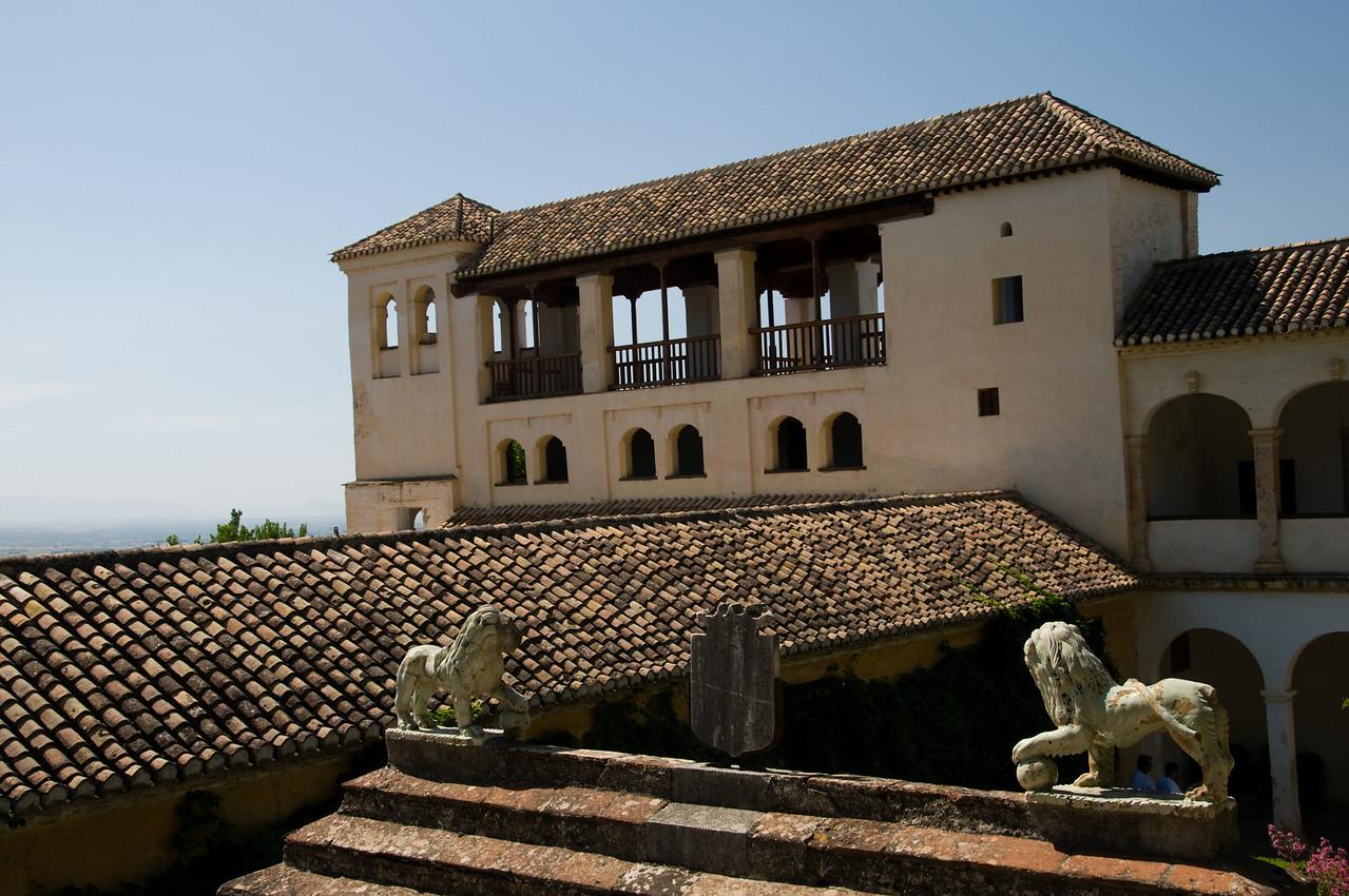 Palace of Generalife
