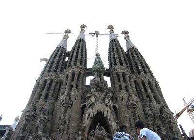 Espana: Barcelona '07