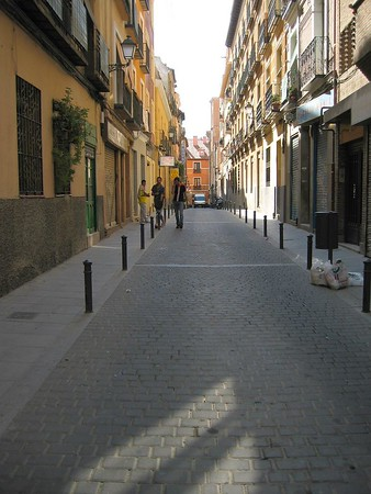 Espana: Madrid '04 & '05