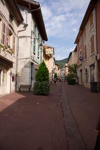 Voreppe, near Grenoble.