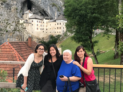 Rovinj, Dvigrad, and Predjama Castle