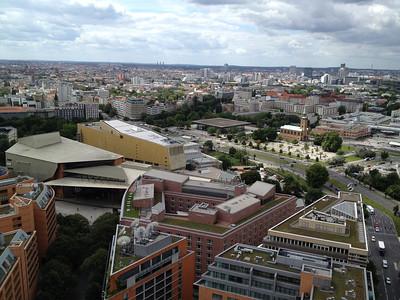 Berlin July 2012