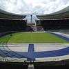 Olympic Stadium.