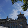 The Reichstag Building (German Parliament).