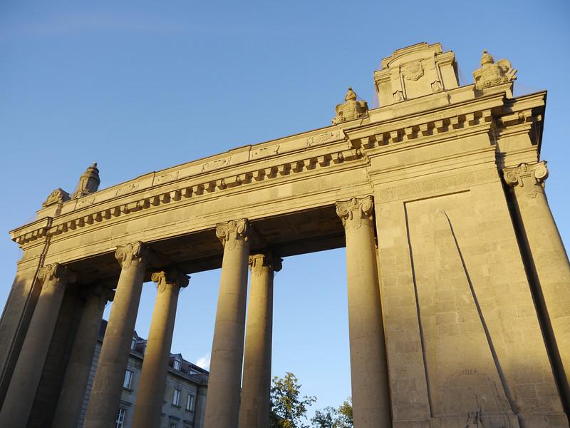 Charlottenburg Gate.