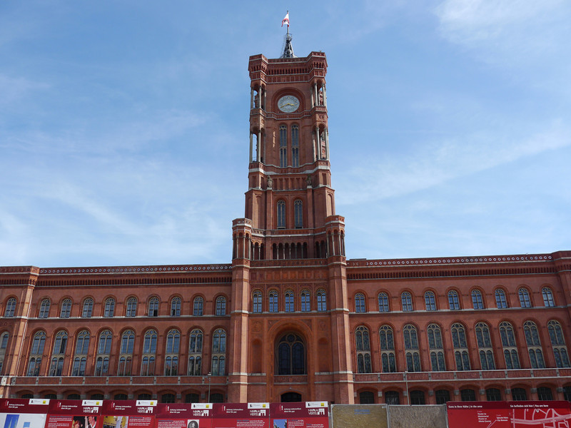 Berlin City Hall.