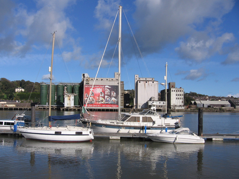 "Waterford, about 80 miles south of Dublin. It is Ireland's oldest and 5th largest city. More info <a href=""http://en.wikipedia.org/wiki/Waterford"">here.</a>"