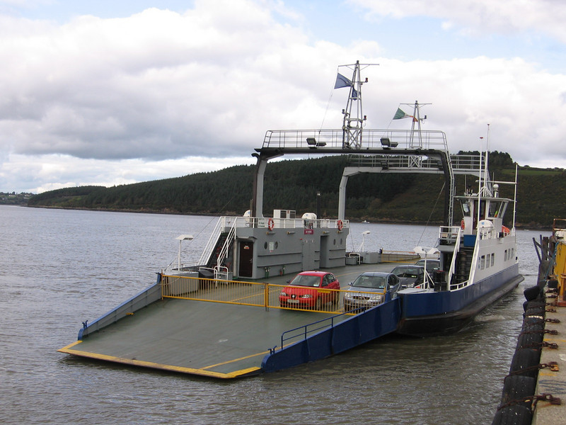 The Passage East Ferry, EDMUND-D.