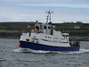 ROSE OF ARAN on her way from Inisheer to Doolin.