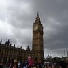 The Elizabeth Tower, home of Big Ben