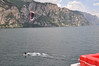 There must be a name for it. Cutting across the bow of Lake Garda's Tonale on the way from Maderno to Malcesne