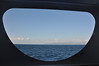 From the Camping Deck of Anek Lines MV Olympic Champion: First glimpse of the coast of Italy