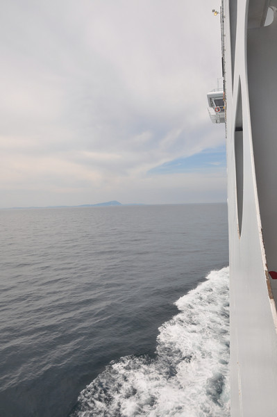 Full steam ahead to Ancona
