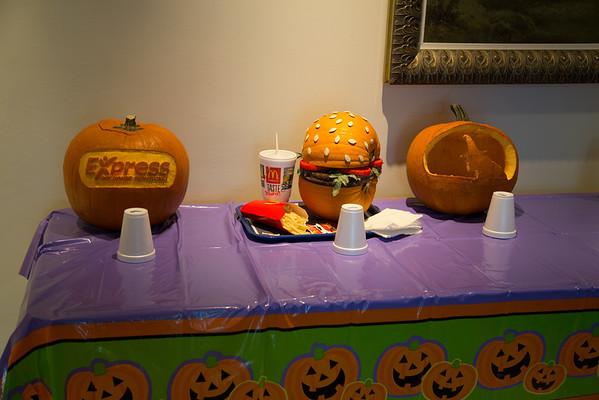 Express Halloween 2013