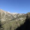 Versant Sud du Col de la CAYOLLE