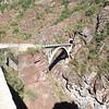 Pont de la mariée dans les Gorges de DALUIS