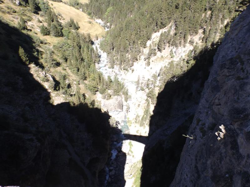 Ombre du Pont du CHATELET