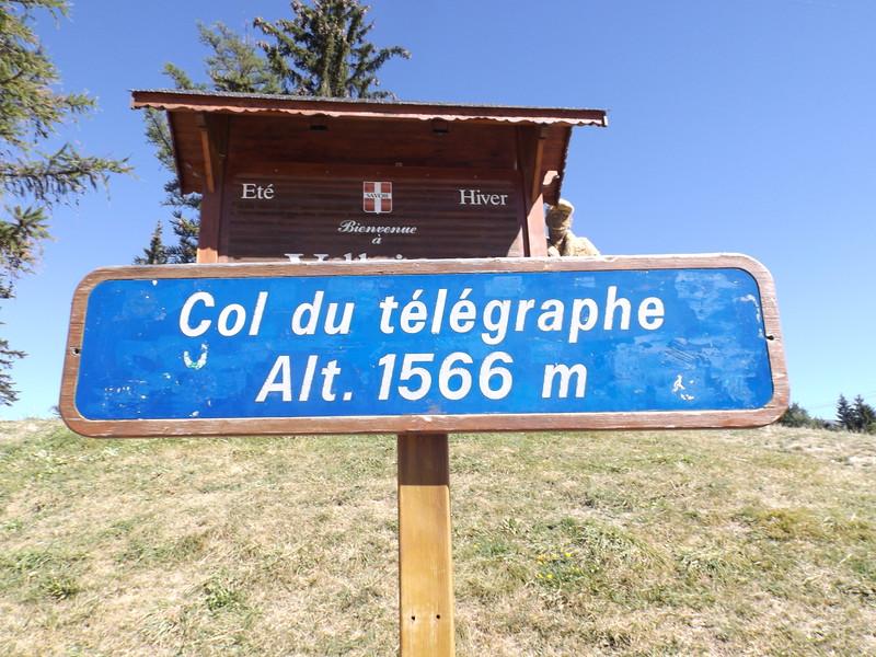 Col du TELEGRAPHE