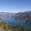 Partie sud est du Lac de SERRE PONCON