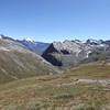 Descente vers la Vallée de la MAURIENNE