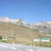 Massif du Col du GALIBIER depuis le Col du LAUTARET