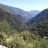 Vallée vers St SAUVEUR de TINEE